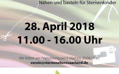 Näh- und Kreativtreffen am 28.04.