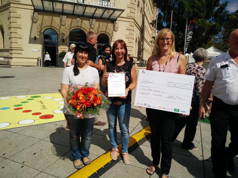 Selbsthilfe Preis Saarland